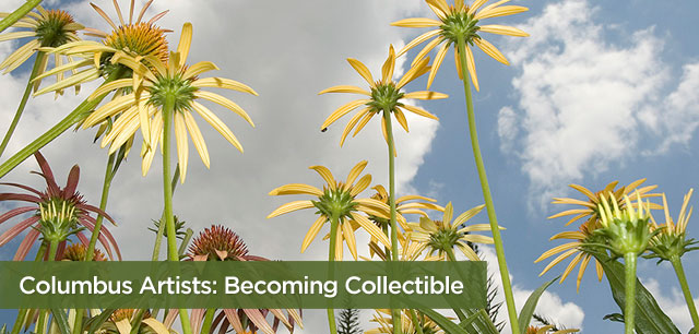 Columbus Artists: Becoming Collectible