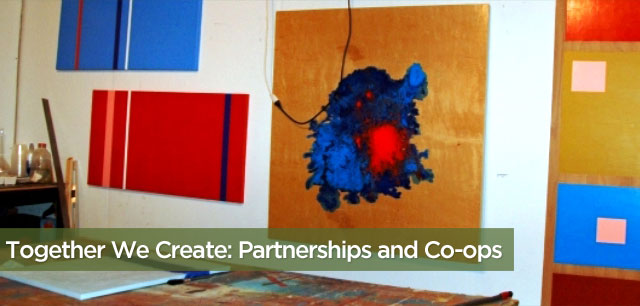 Together We Create: Partnerships and Co-ops